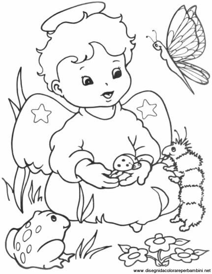 Disegni natale disegni natale da colorare for Immagini di disegni per bambini